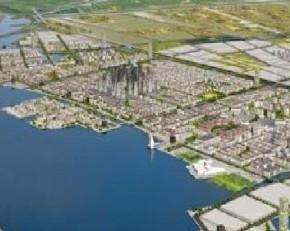 Caofeidian Tangshan Sweden-China International Eco City