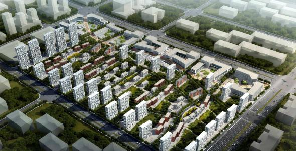 Shenyang Europe-China Sustainable Urbanisation Park, China