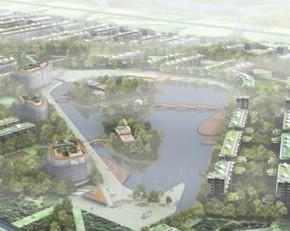 Shanghai Dongtan Chongming UK-China smart eco island