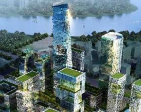Tianjin Singapore-China Smart Eco district