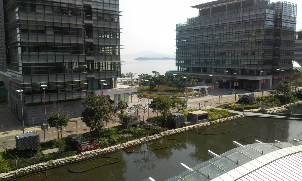 Hong-Kong Science and Technology Park Smart Green Community, China