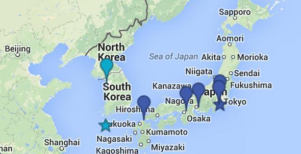 Top 10 Smart Eco-City projects, Japan & Korea (Premium)