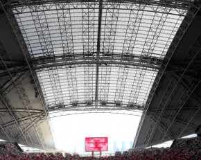 Singapore Sportshub Roof