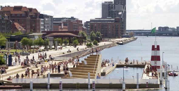 Copenhagen Zero Carbon Green City, Danemark