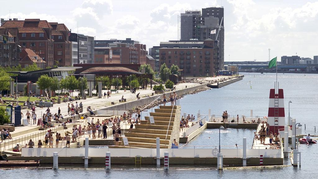 Copenhagen Zero Carbon Green City, Danemark