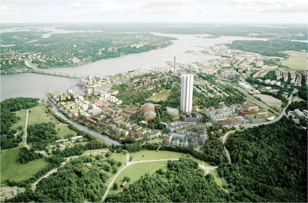 Stockholm Grow Smarter, Sweden