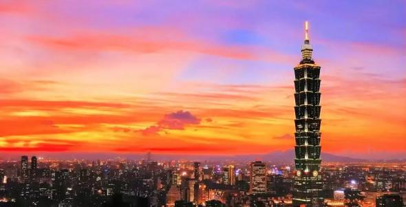 Taipei 101 Tall Green Building, Taiwan