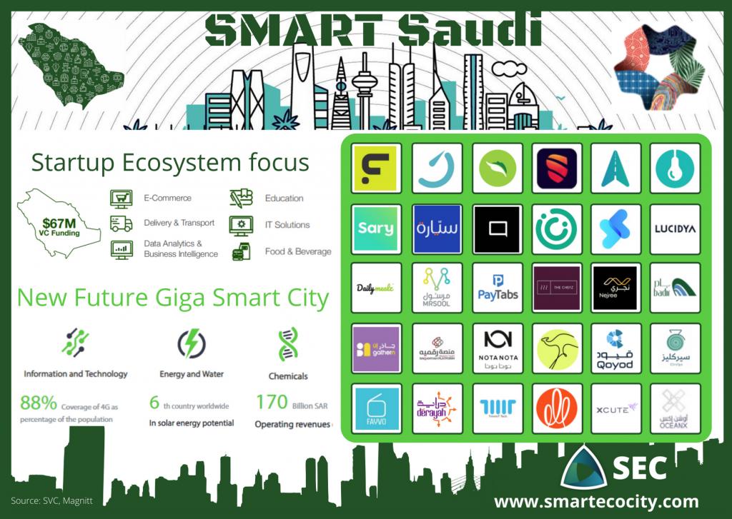 Saudi Smartups, 2020